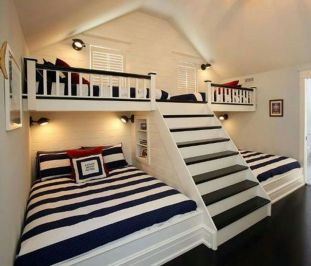 Awesome Cool Lovely Bed For Your Kids 4