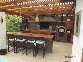 Awesome Grill Designs Ideas For Your Patio 10