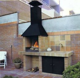 Awesome Grill Designs Ideas For Your Patio 11