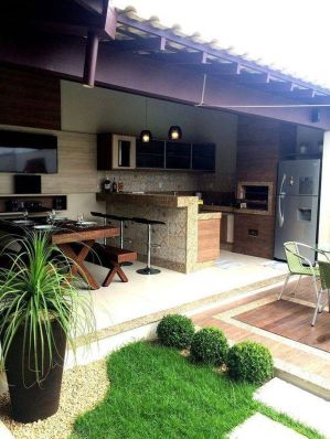 Awesome Grill Designs Ideas For Your Patio 2