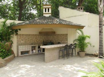 Awesome Grill Designs Ideas For Your Patio 5