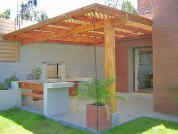 Awesome Grill Designs Ideas For Your Patio 6