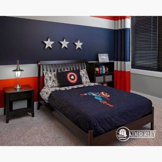 Awesome Superhero Themed Room Design Ideas 50