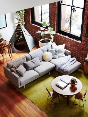 Cool Family Friendly Living Rooms Design Ideas 17
