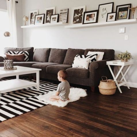 Cool Family Friendly Living Rooms Design Ideas 3