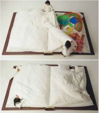 Creative And Funny Beds Design Ideas 1