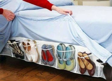 Creative Ideas To Organize Shoes In Your Home 10