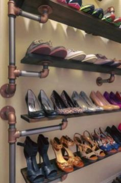 Creative Ideas To Organize Shoes In Your Home 14