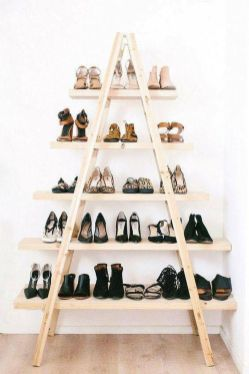 Creative Ideas To Organize Shoes In Your Home 25