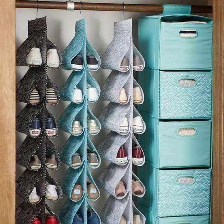 Creative Ideas To Organize Shoes In Your Home 32