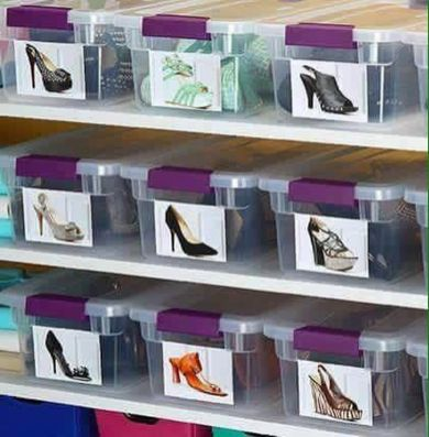 Creative Ideas To Organize Shoes In Your Home 6