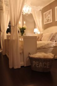 Romantic Dream Master Bedroom Design Ideas 36