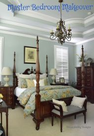 Romantic Dream Master Bedroom Design Ideas 37