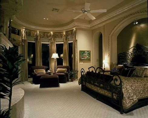 Romantic Dream Master Bedroom Design Ideas 40