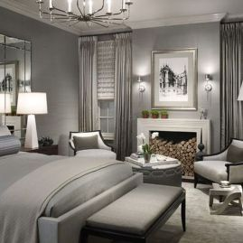 Romantic Dream Master Bedroom Design Ideas 65