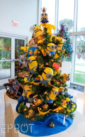 Gorgeous Chirstmas Tree Decorations Ideas 2019 5