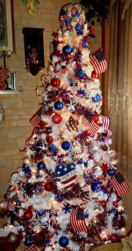 Gorgeous Chirstmas Tree Decorations Ideas 2019 64