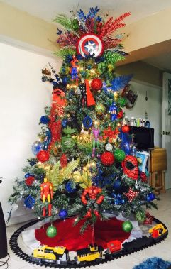 Gorgeous Chirstmas Tree Decorations Ideas 2019 66