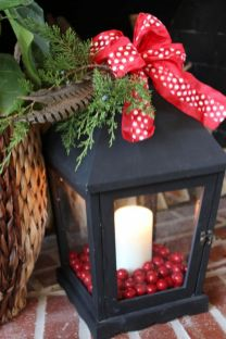 Amazing Christmas Porch Ornament And Decorations 50