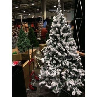 Creative Fake Snow Ideas For Chirstmas Decorations 15