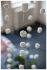 Creative Fake Snow Ideas For Chirstmas Decorations 68