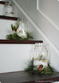 Creative Fake Snow Ideas For Chirstmas Decorations 72