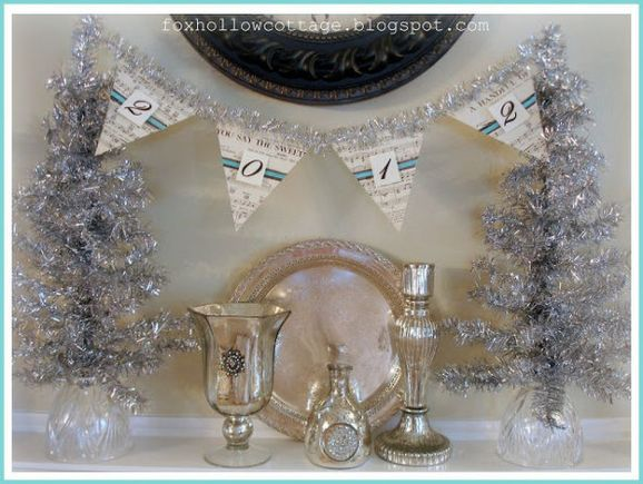 Cheap New Year Eve Decorations Ideas 14