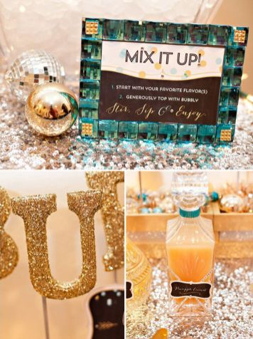 Cheap New Year Eve Decorations Ideas 17