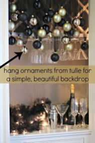 Cheap New Year Eve Decorations Ideas 19