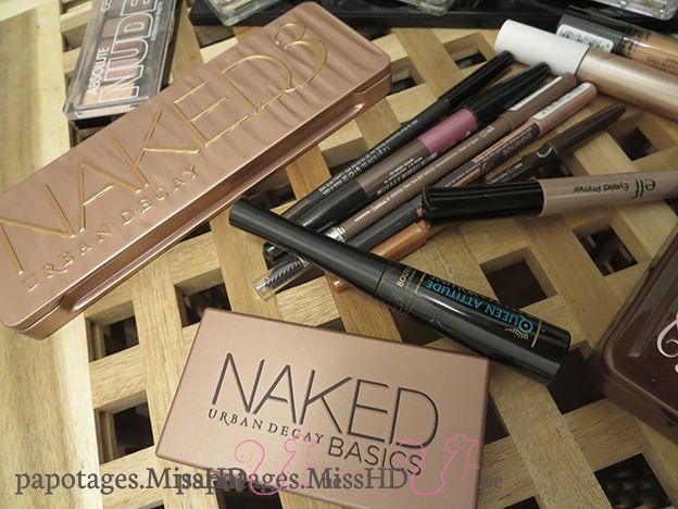 Naked de Urban Decay.