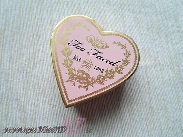 Sweethearts de Too Faced.
