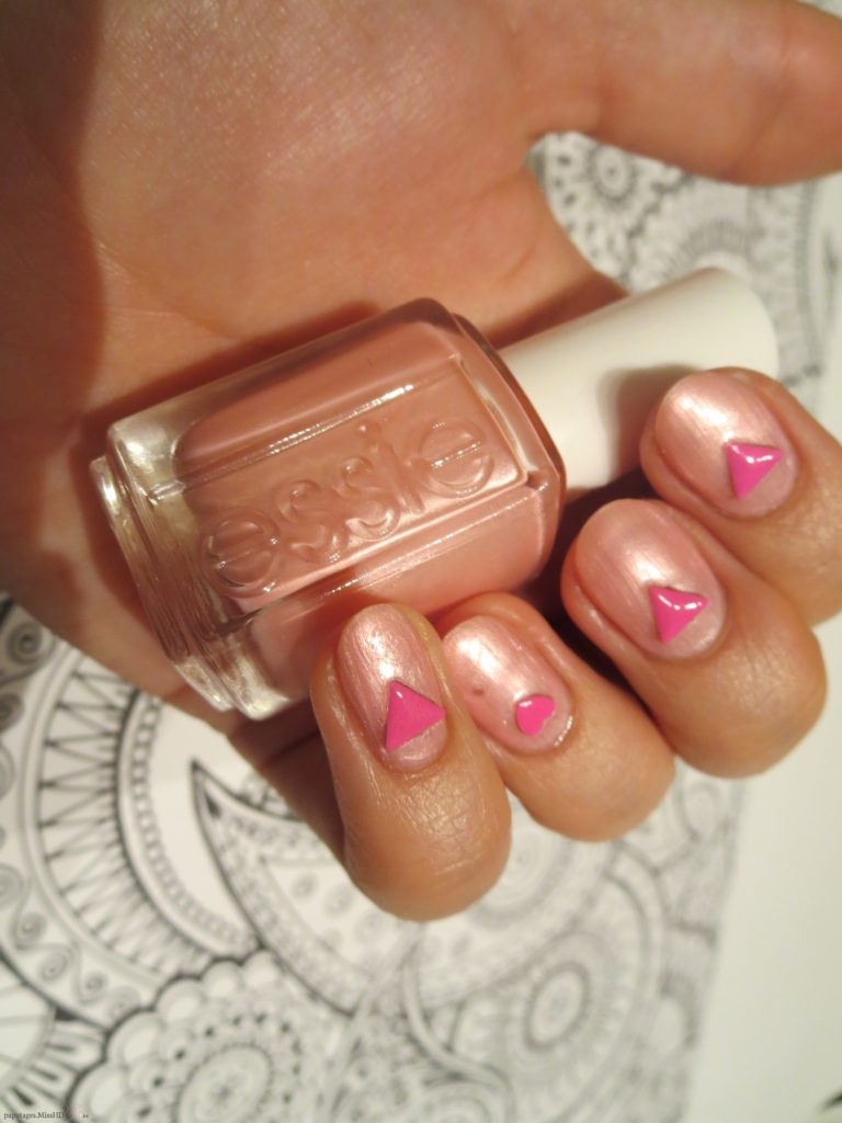 18 Pink Diamond de Essie.