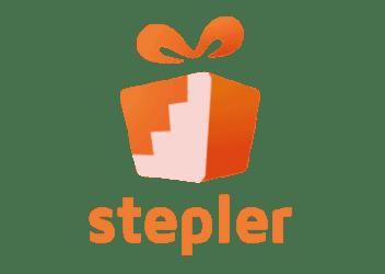 Stepler - gå och få