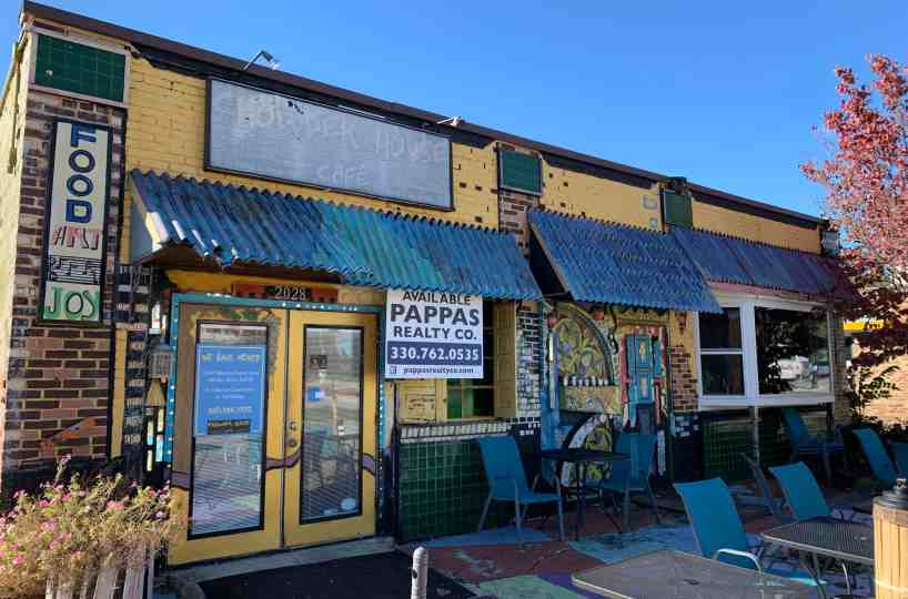 Pappas Realty Co. Cuyahoga Falls Restaurant