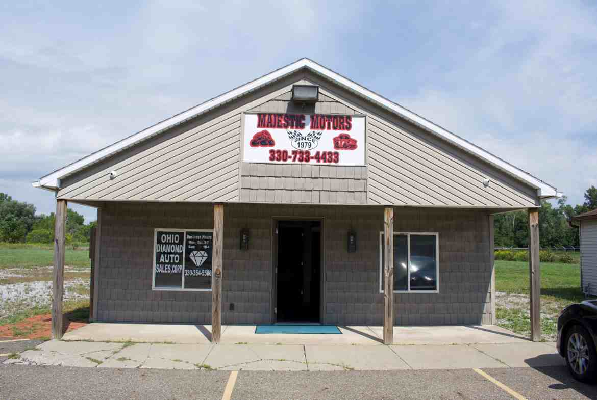 Car Lot For Lease in Akron, OH Call Pappas Realty Co.