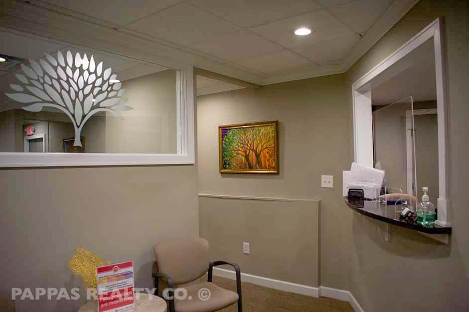 Common Area Waiting Room - 2725 Abington Ct. Suite #200 - Full Time Secretary