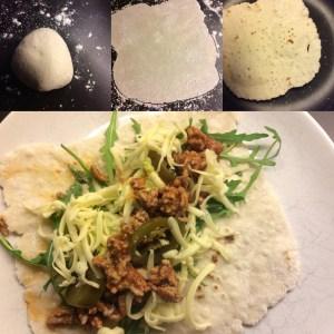 Glutenfrie tortilla lefser