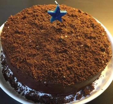Glutenfri serrano kake