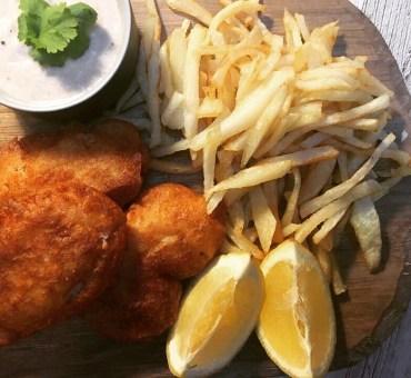 Fish 'n' chips og nasjonaldag