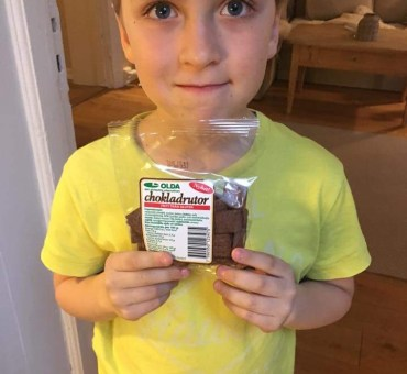 Bestill glutenfrie varer enkelt på nett og rett hjem