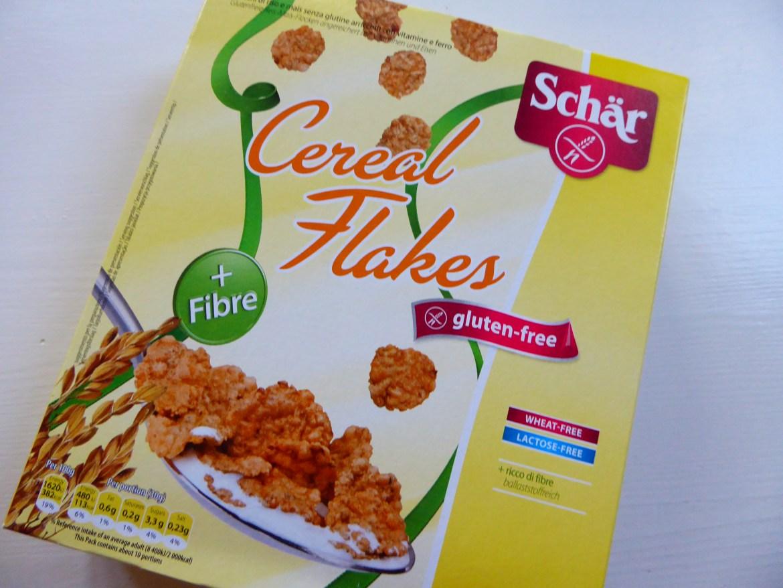 Glutenfri cornflakes