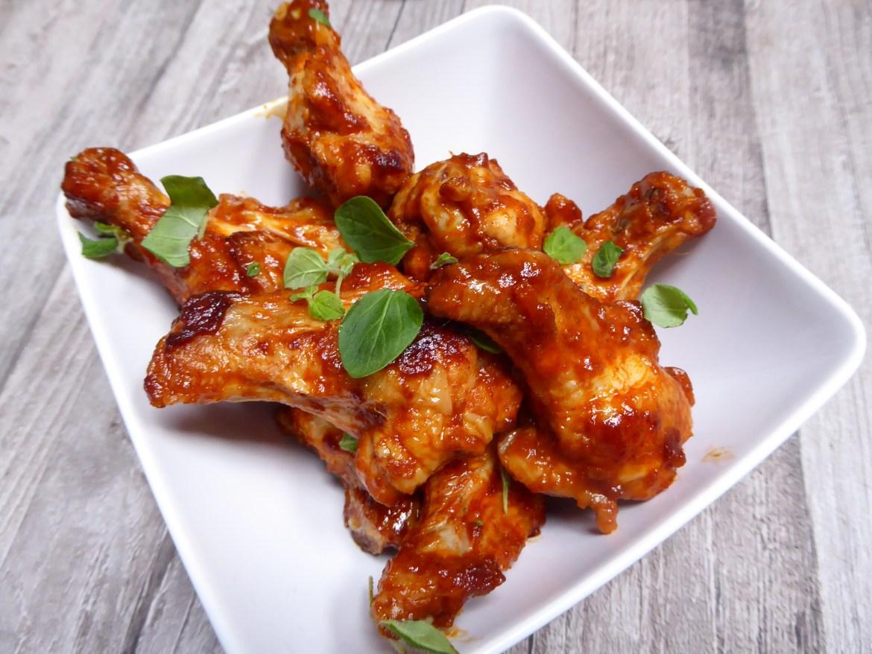 Spicy glutenfrie kyllingklubber