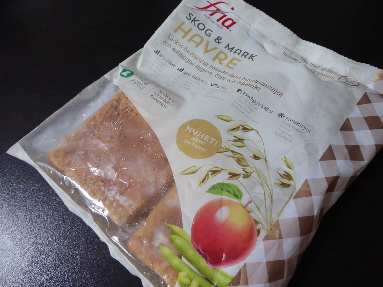 Fria glutenfrie havreruter