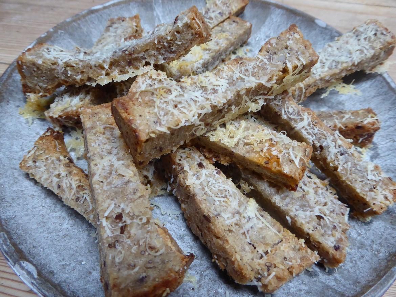 Glutenfrie breadsticks
