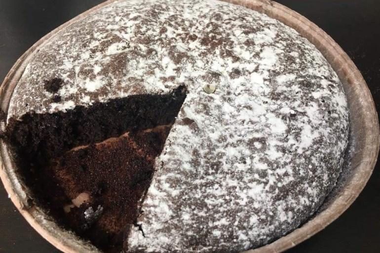 Glutenfri brownie/kladdkake fra Fria