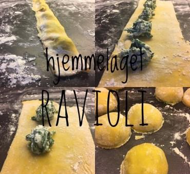 Glutenfri hjemmelaget ravioli