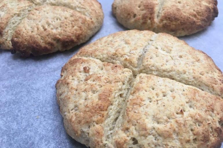 Glutenfrie scones