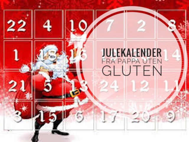 glutenfri jul fra pappa uten gluten