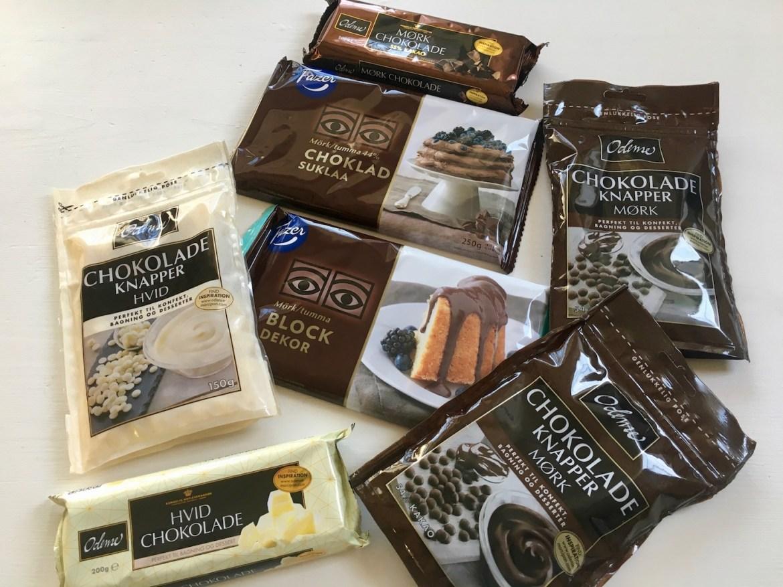 glutenfri kokesjokolade