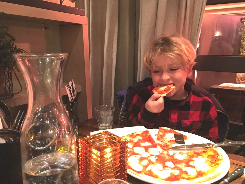glutenfri pizza margherita